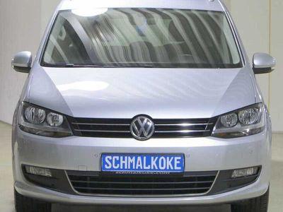 gebraucht VW Sharan TDI2.0 BMT DSG Sound 7Si Navi 3C-Climatro