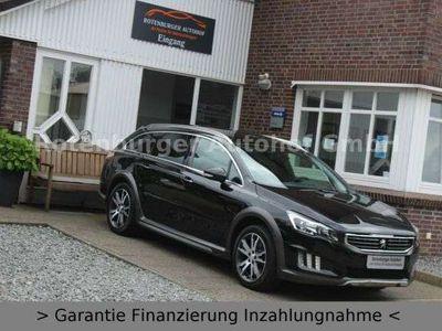 gebraucht Peugeot 508 SW 2.0 HDI*RXH*HYBRID4*LEDER*NAVI*KAMERA*TÜV