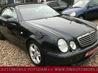gebraucht Mercedes CLK200 Cabrio 200