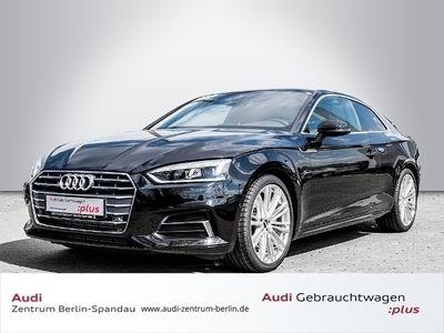 käytetty Audi A5 Coupé 2.0 TFSI Sport S tronic *HUD*VC*NAVIplus*