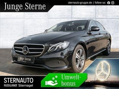 gebraucht Mercedes E220 Avantg RÃCam Distronic Verkehrsz COMAND