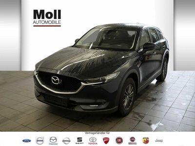 gebraucht Mazda CX-5 SKYACTIV-G 194 Aut. Exclusive-Line NAV ACT-P