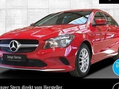 gebraucht Mercedes CLA180 d SB Navi Laderaump Sitzh Chromp Temp