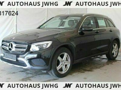 "gebraucht Mercedes GLC250 4M AMG INT ILS Navi 18"" HeadUp Kam Leder"