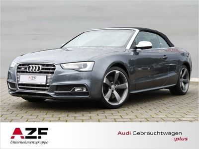 gebraucht Audi S5 Cabriolet S5 Cabriolet 3.0 TFSI quattro 245 kW (333 PS) S tronic