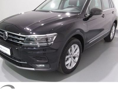 used VW Tiguan Highline 4Motion, DSG, Navi, LED