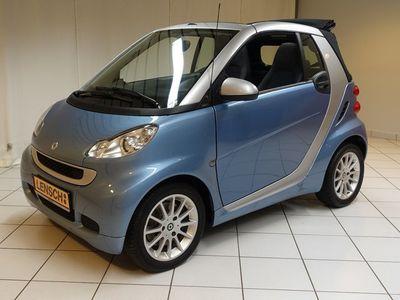 gebraucht Smart ForTwo Cabrio passion AUTOMATIK+NAVI+KLIMA+SERVO