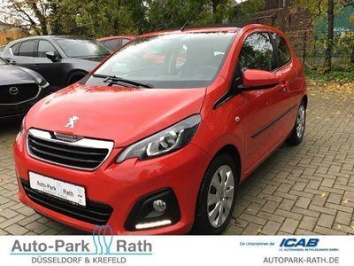 gebraucht Peugeot 108 1.2 VTi PureTech*Faltdach*Freisprecheinrichtung*