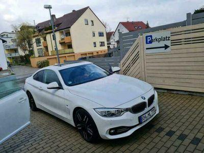 gebraucht BMW 425 D Luxury line