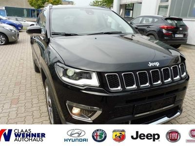 gebraucht Jeep Compass 1.4 MultiAir Active Drive Automatik Limited