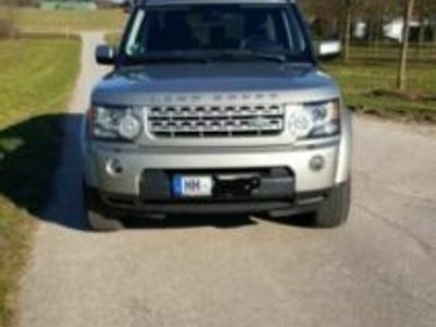 gebraucht Land Rover Discovery TD V6 HSE