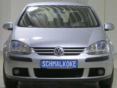 gebraucht VW Golf V Golf V 1.6 autom Tiptronic TRENDLINE Klima