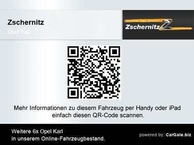 gebraucht Opel Karl Edition 1.0 Multif.Lenkrad RDC SHZ Temp PDC