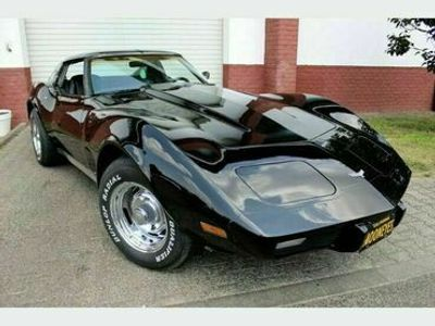 gebraucht Chevrolet Corvette C3 1977 Targa