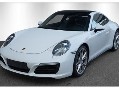 gebraucht Porsche 911 Carrera 4 991 (911)Coupe Sportabgas, Panorama