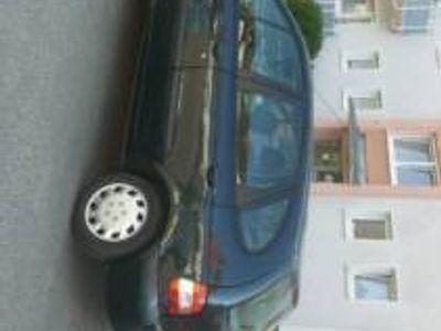 gebraucht Renault Mégane Scenic 1,4 16 v