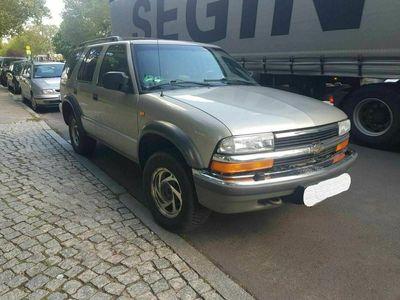 gebraucht Chevrolet Blazer 4,2L, LPG, Allrad, Leder,...