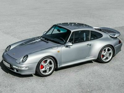 gebraucht Porsche 993 Turbo als Sportwagen/Coupé in Wuppertal