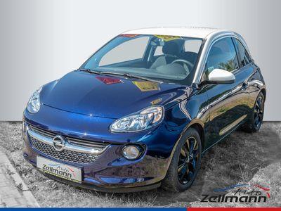gebraucht Opel Adam 1.4 Jam Allwetter Lenkr- Sitzhzg Intelli