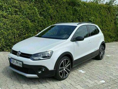 gebraucht VW Polo Cross *Edition* Urban White