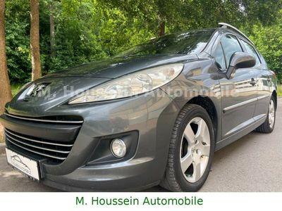 gebraucht Peugeot 207 Premium Klima Pano AHK