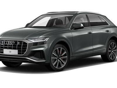 gebraucht Audi Q8 S line Allradl ACC B&O Matrix Luftfwk Pano HU S