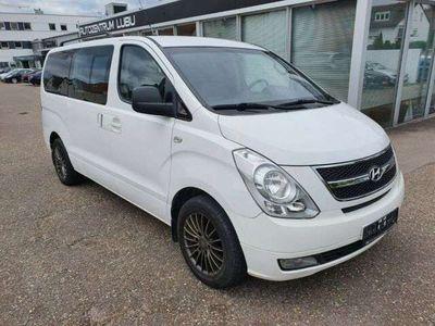 gebraucht Hyundai H-1 Travel Premium *PDC*AHK*Sitzh.*