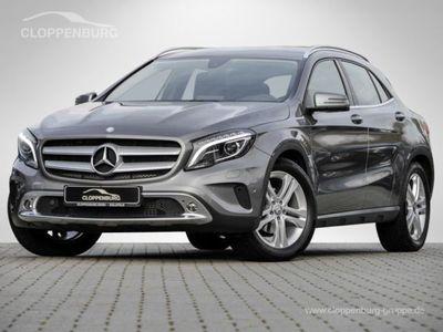 gebraucht Mercedes GLA200 GLA 200 7G Urban(156.943)