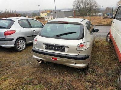 gebraucht Peugeot 206
