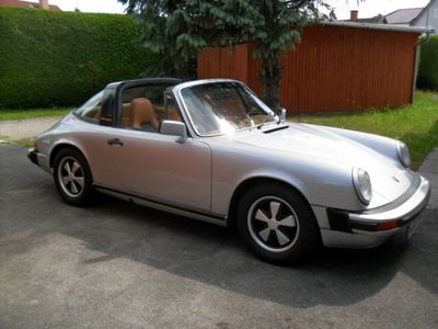 gebraucht Porsche 911S 2,7 Targa,G-Modell,Schmal,top