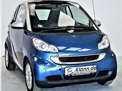 gebraucht Smart ForTwo Coupé 1.0 71 PS Basis passion Klima Panorama