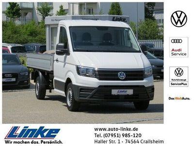 gebraucht VW Crafter 35 Pritsche 2.0 TDI MR AHK/Klima/Radio/S
