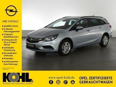 used Opel Astra ST 1.4 Turbo Edition 92kW