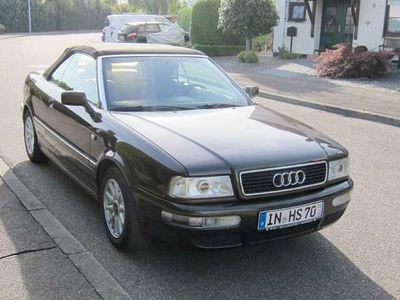 gebraucht Audi Cabriolet 1.8
