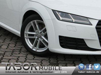 gebraucht Audi TT Roadster 2.0 TDI Nav LED APS 17Z Klimaaut.