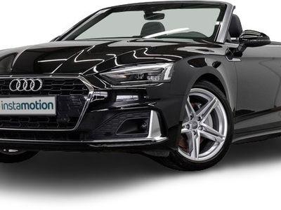gebraucht Audi A5 Cabriolet A5 40 TDI Q ADVANCED MEMORY KAMERA eSITZE LEDER