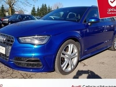 gebraucht Audi S3 Sportback 2.0 TFSI q. S-Tronic, LED, Navigation, ACC, Panoramad., LM 18""