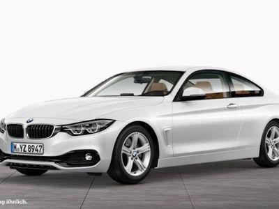 gebraucht BMW 430 i Coupe Sport Line