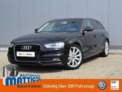 gebraucht Audi A4 Avant 1.8 TFSI 170 PS multitr. S-LINE/AMBITIO
