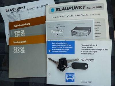 gebraucht Mercedes G230  AHK+Standhzg.+Historie+Top-Zuand+Tüv Neu