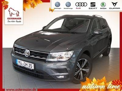 gebraucht VW Tiguan JOIN 2.0 l TDI SCR 110 kW (150 PS) 6-Gang B