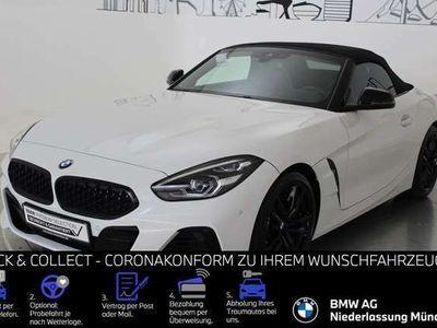 gebraucht BMW Z4 M 40i M Sportpaket Head-Up HK HiFi DAB LED