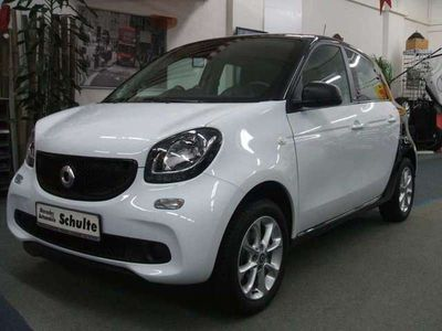 gebraucht Smart ForFour twinamic passion Cool&Audio,Komfort.Tempo.Bordcomp