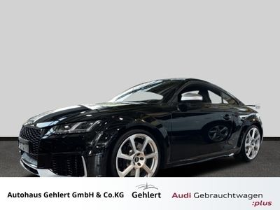 gebraucht Audi TT RS Coupe 2.5 TFSI quattro Leder LED Navi Keyless e-Sitze Rückfahrkam. Allrad PDCv+h