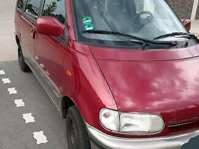 used Nissan Serena TÜV bis 09.2020