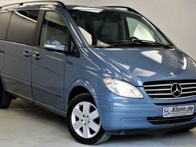 gebraucht Mercedes Viano 3.0 Automatik lang