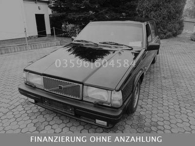 gebraucht Volvo 760 GLE Regierungslimousine der DDR,IFA,DDR,