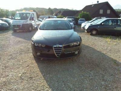 gebraucht Alfa Romeo 159 Sportwagon 1.9 JTDM 16V Navi