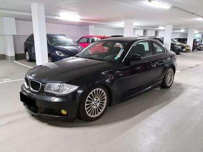 gebraucht BMW 123 Coupé 1er * M Paket von Werk * Navi * Xenon