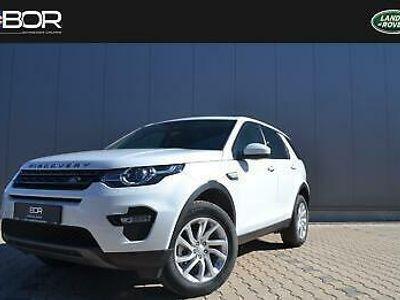 gebraucht Land Rover Discovery Sport TD4 Aut. SE, Teilleder, Xenon